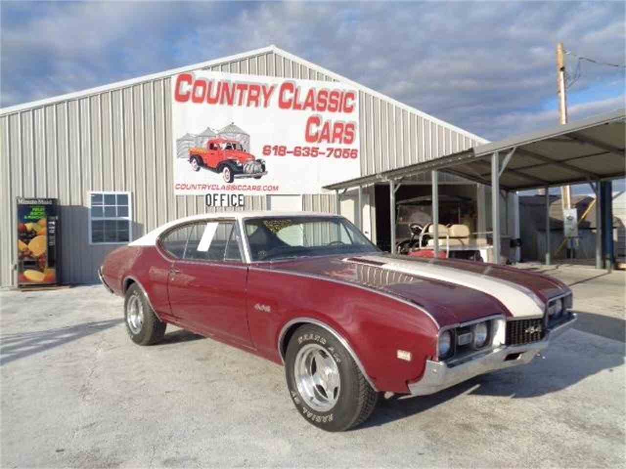 Large Picture of '68 Cutlass - MEP2