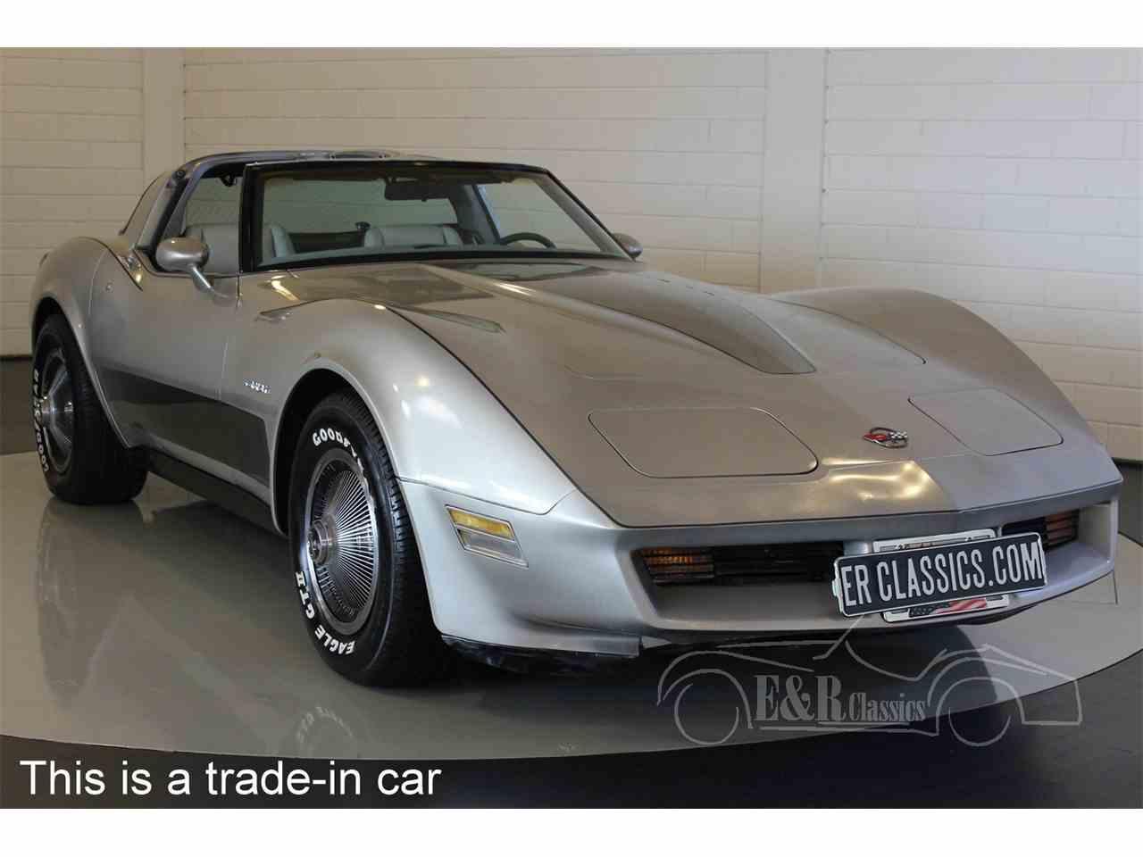 1982 Chevrolet Corvette for Sale - CC-1040548