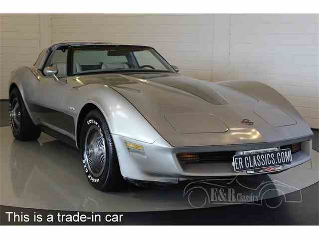 1982 Chevrolet Corvette | 1040548