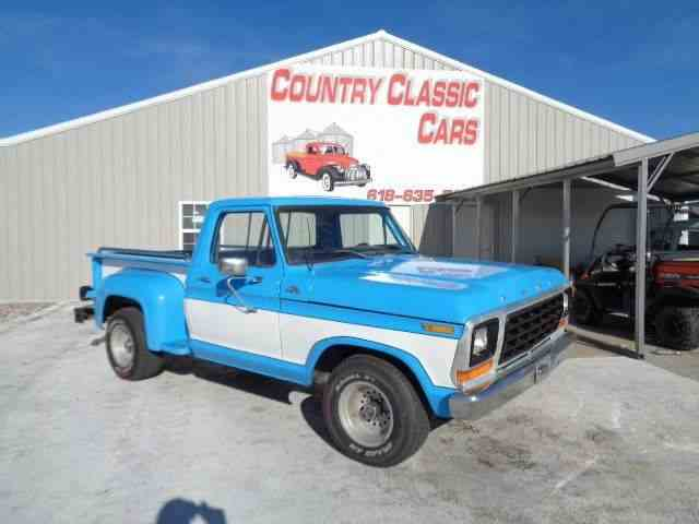 Picture of '79 F100 - MEP5