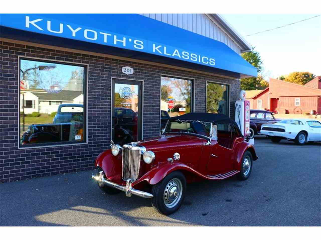 Large Picture of '52 MG TD - $16,900.00 - MEPQ