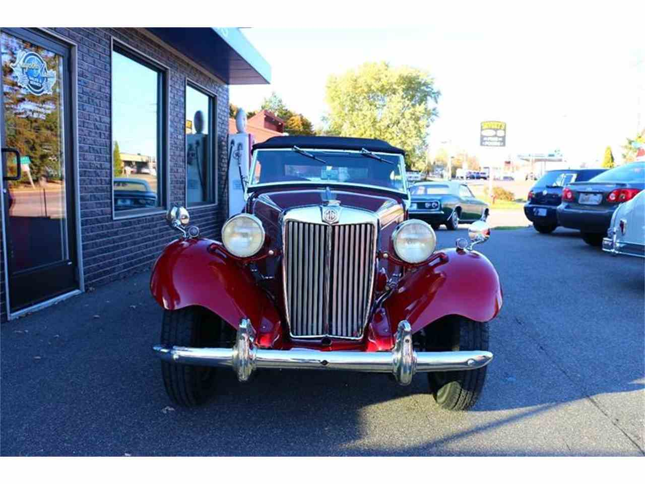Large Picture of Classic 1952 MG TD located in Wisconsin Offered by Kuyoth's Klassics - MEPQ