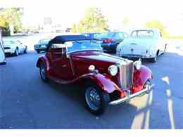 Picture of 1952 MG TD - $16,900.00 Offered by Kuyoth's Klassics - MEPQ