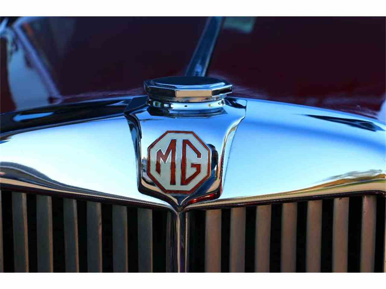 Large Picture of Classic 1952 MG TD - MEPQ