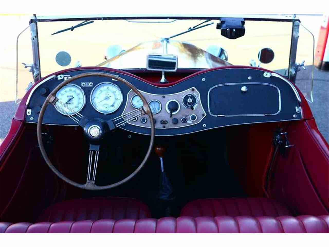 Large Picture of Classic '52 MG TD - MEPQ