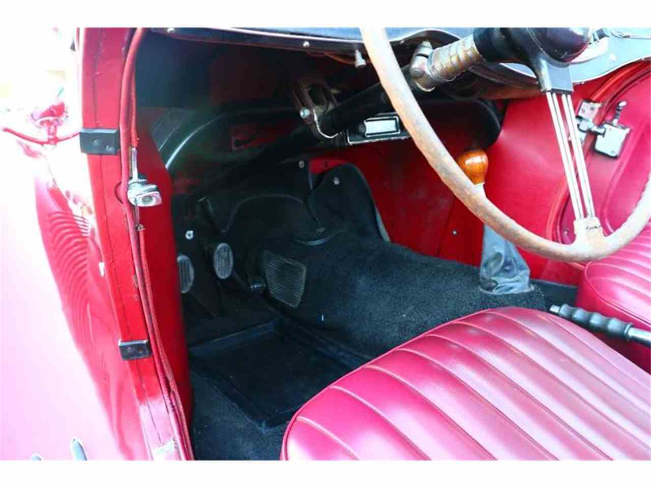Large Picture of Classic '52 MG TD Offered by Kuyoth's Klassics - MEPQ