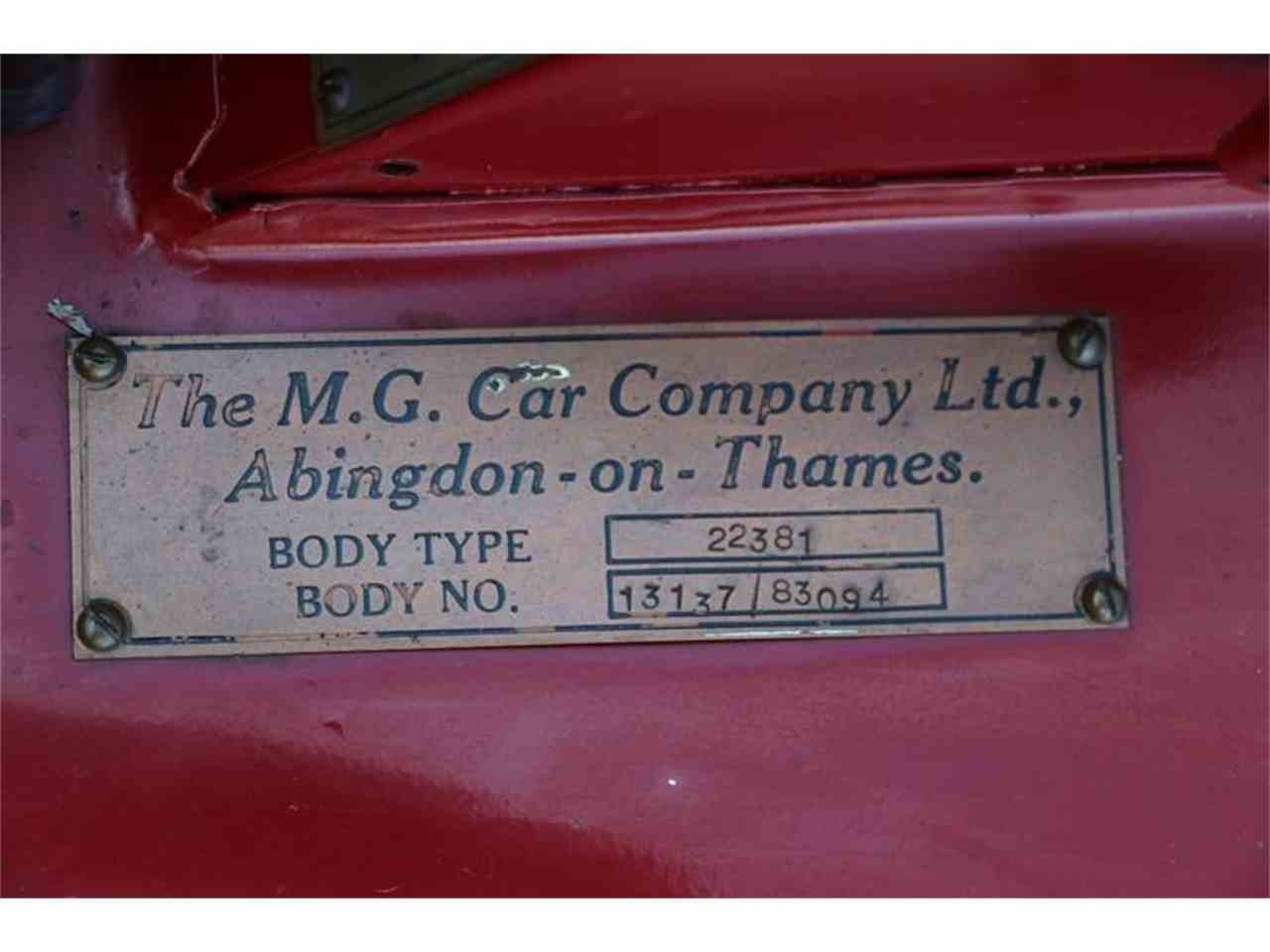 Large Picture of 1952 MG TD located in Stratford Wisconsin - $16,900.00 - MEPQ