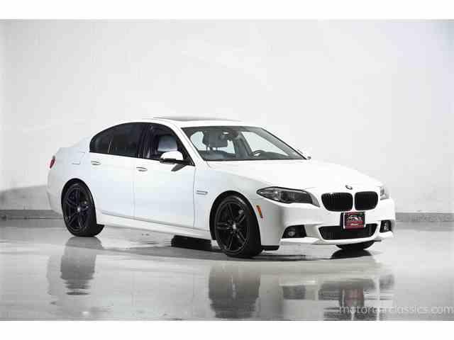 2014 BMW 5 Series   1045515