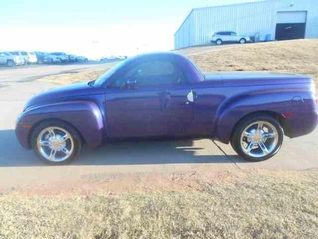 2004 Chevrolet SSR | 1045526