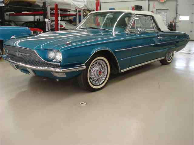 Picture of '66 Thunderbird - MAW9