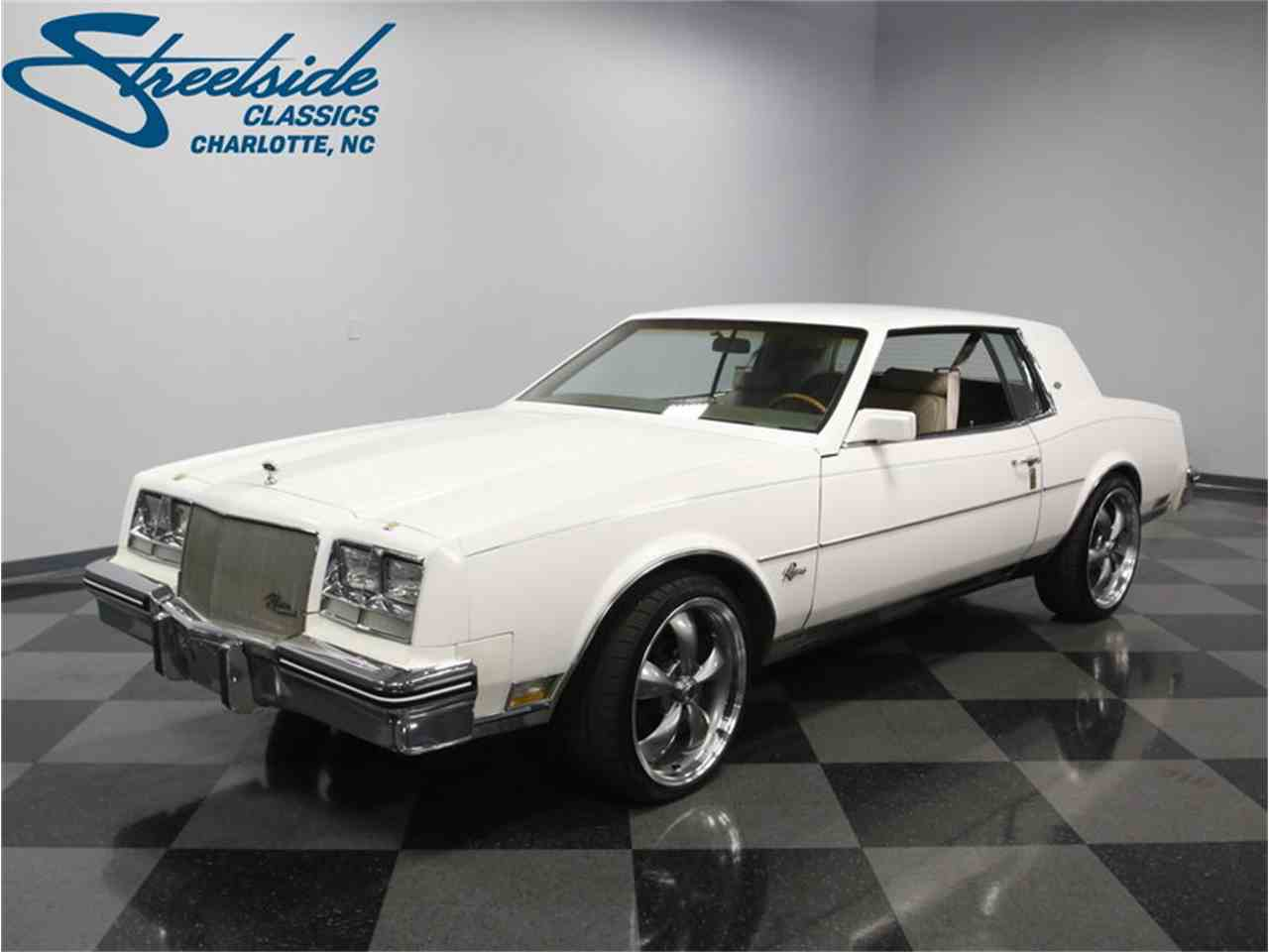1985 Buick Riviera for Sale - CC-1045536