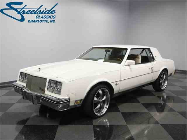 Picture of 1985 Buick Riviera - $10,995.00 Offered by Streetside Classics - Charlotte - MEQO