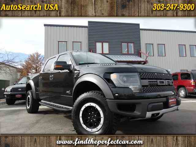 2013 Ford F150   1045541