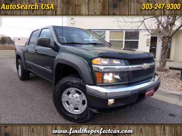 2005 Chevrolet Colorado | 1045543