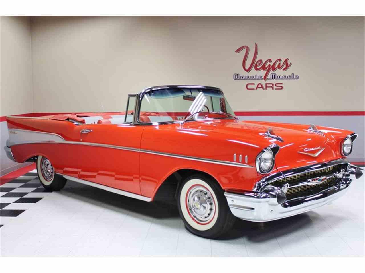1957 Chevrolet Bel Air for Sale - CC-1045549