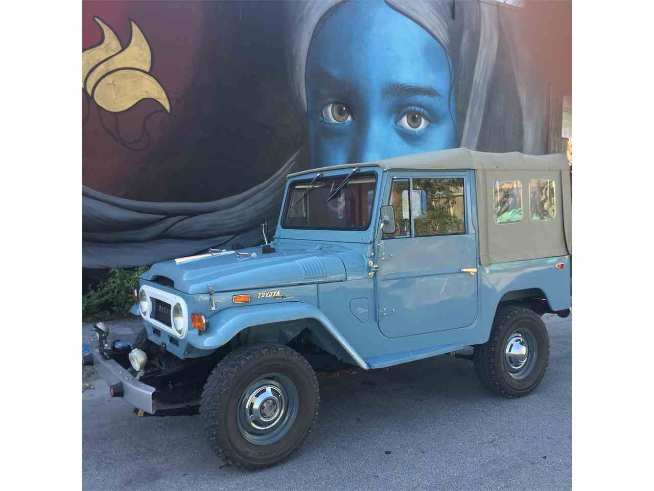 Large Picture of '70 Toyota FJ Cruiser - $90,000.00 Offered by a Private Seller - MAWB