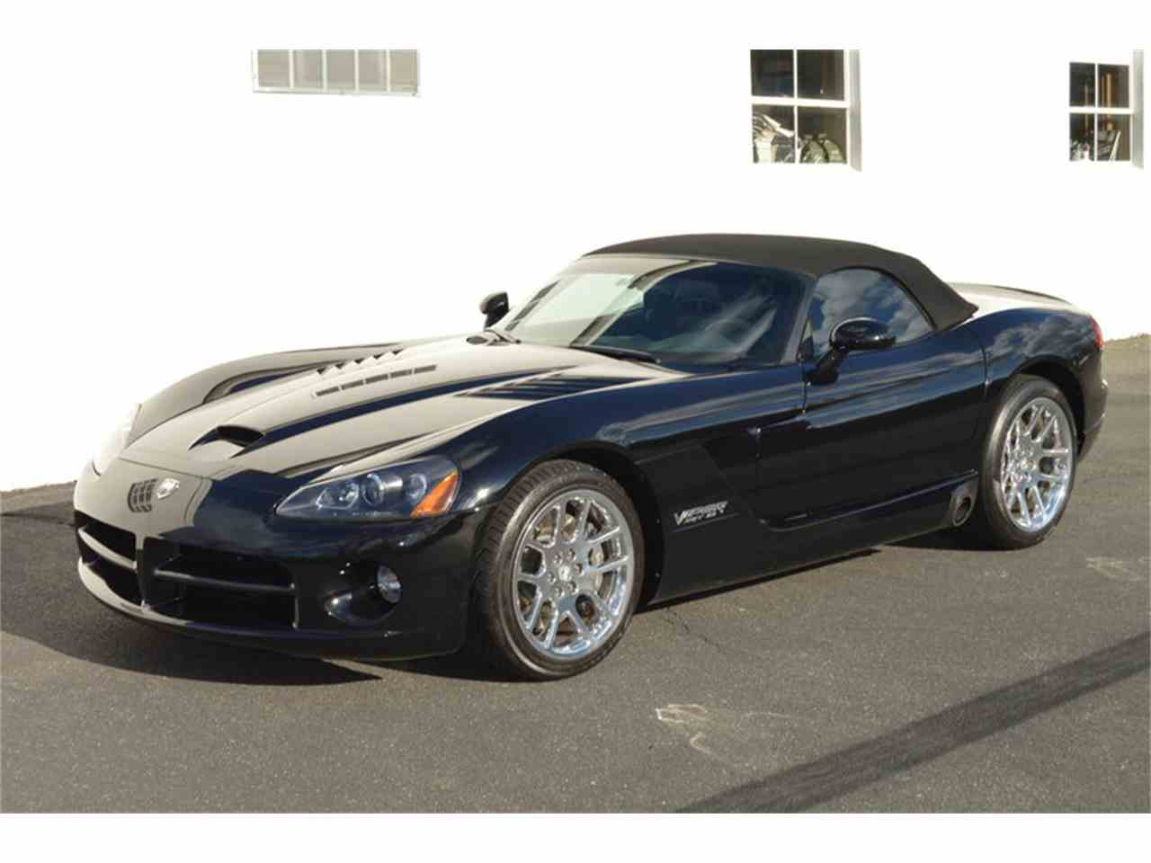 2003 dodge viper for sale cc 1045554 for Springfield registry of motor vehicles