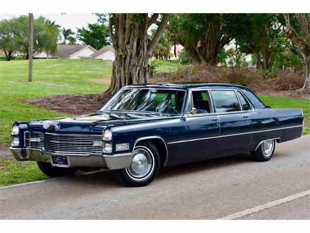 1966 Cadillac Fleetwood | 1045562