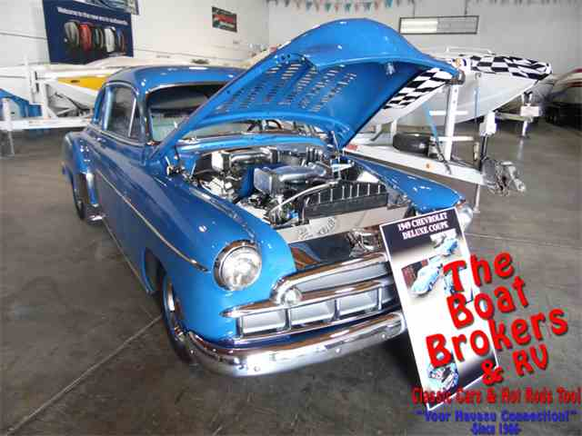 1949 chevy 2 Dr. Deluxe Coupe | 1045572