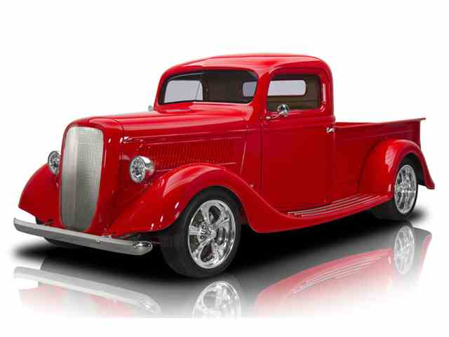 Picture of '37 Pickup - MERW