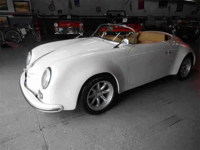 1957 Porsche Speedster | 1040056