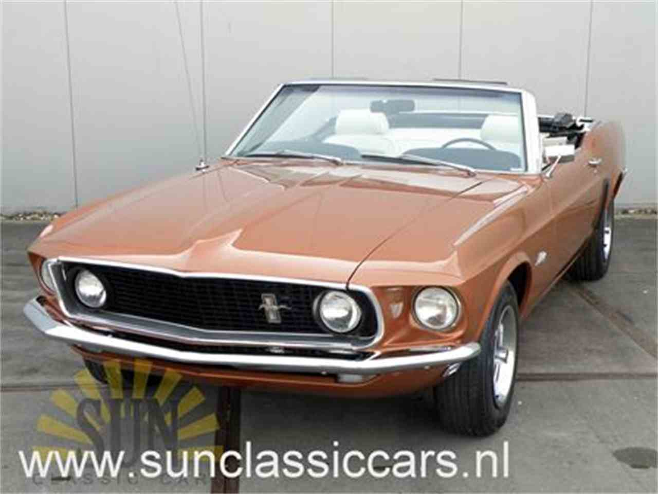 1970 Ford Mustang for Sale - CC-1045610