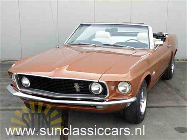 1970 Ford Mustang | 1045610