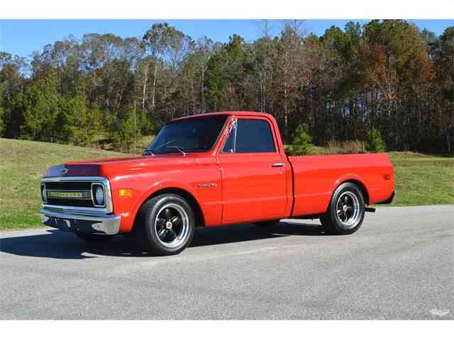 1969 Chevrolet C10 | 1040563