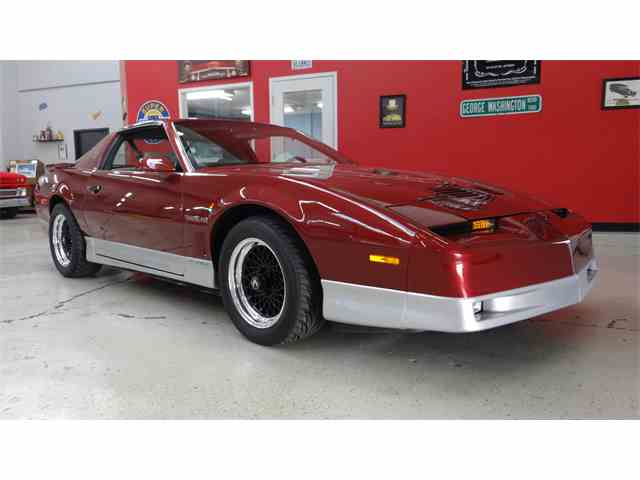 Picture of '87 Firebird Trans Am - METE