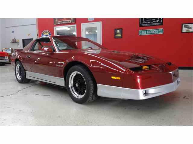 1987 Pontiac Firebird Trans Am | 1045634