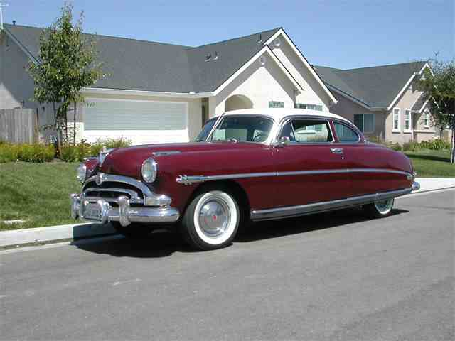 Picture of '53 Hudson Hornet Offered by a Private Seller - METG