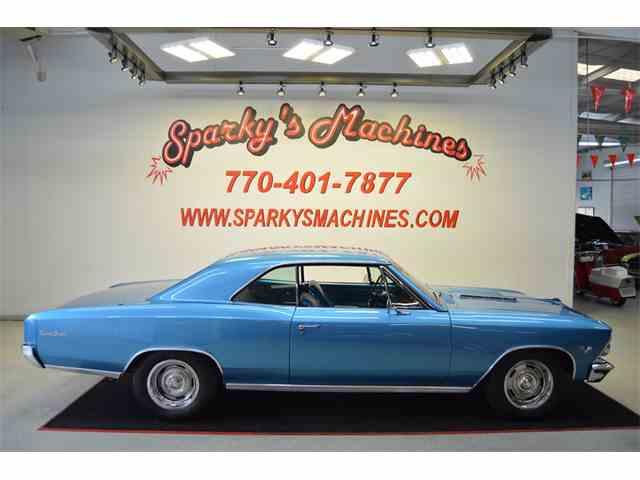 1966 Chevrolet Chevelle SS | 1040564
