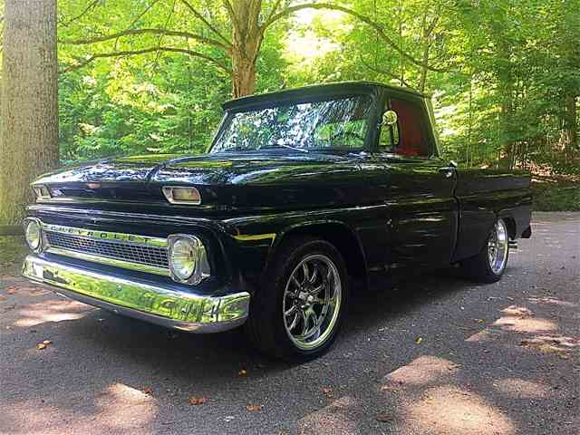 Picture of 1966 Chevrolet C/K 10 - $37,500.00 Offered by Bobby's Car Care - METP