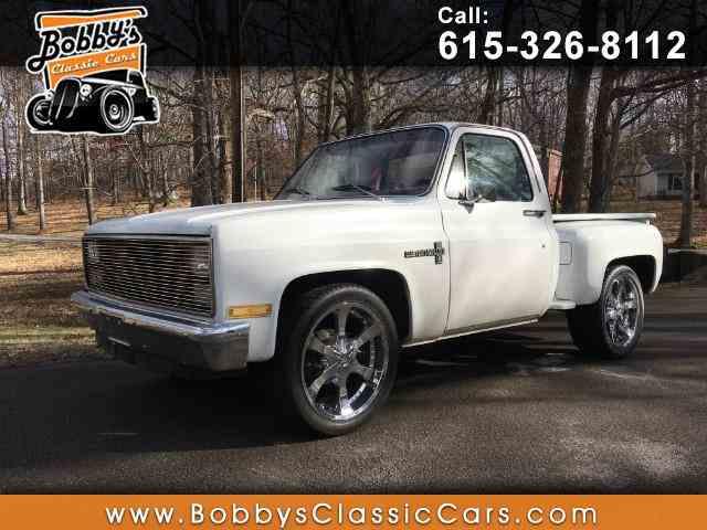1983 Chevrolet C10 | 1045646