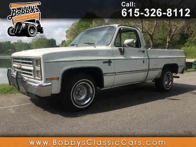 1986 Chevrolet C/K 10   1045653