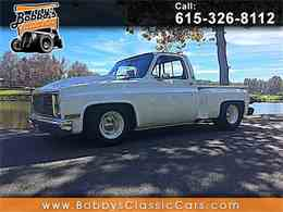 1987 GMC 1500 for Sale - CC-1045674