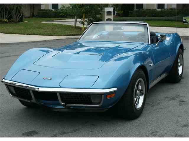 Picture of '71 Corvette - MEUR