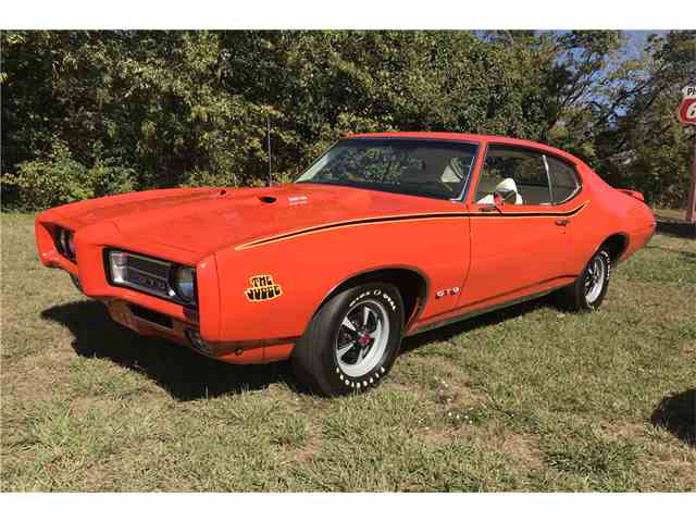 1969 pontiac gto for sale on 57 available. Black Bedroom Furniture Sets. Home Design Ideas