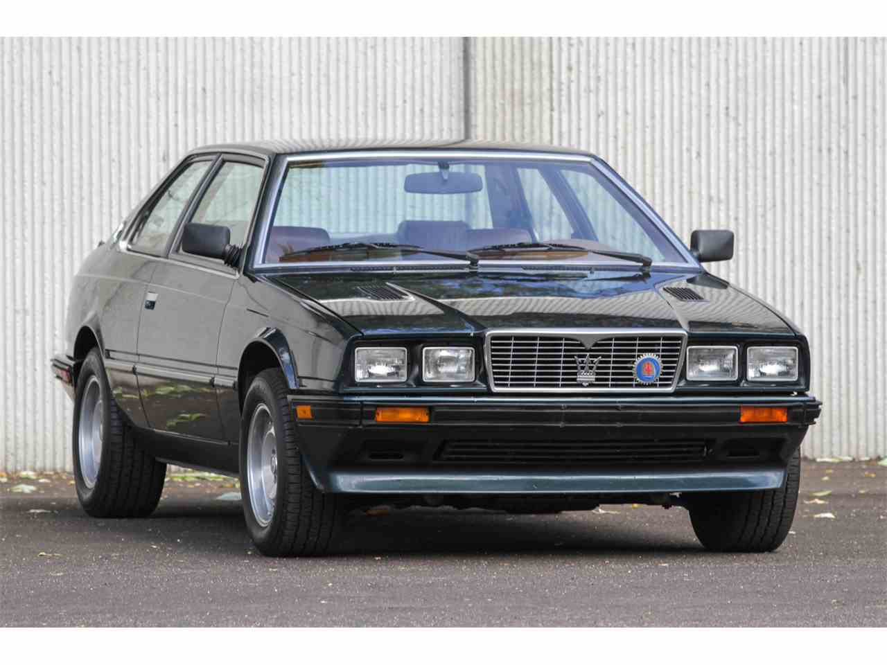 Large Picture of '84 Biturbo - MAX4
