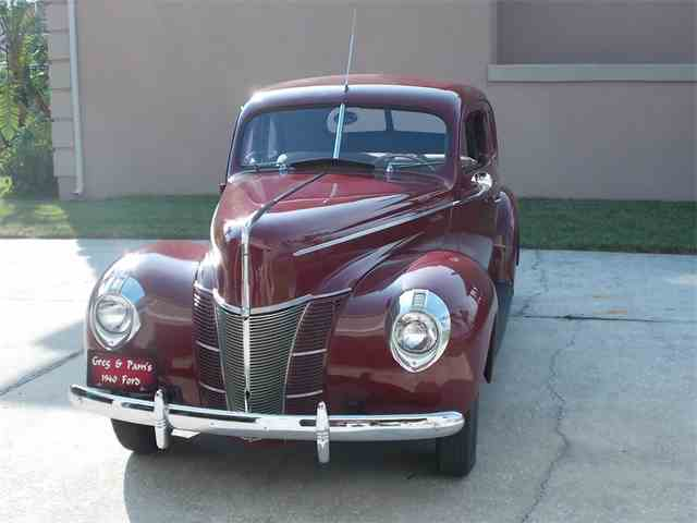 1940 Ford Coupe | 1040588
