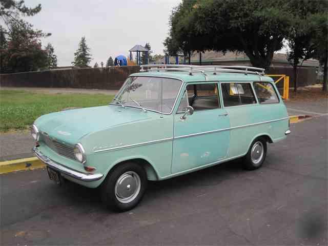 1965 Opel Kadett A | 1040059