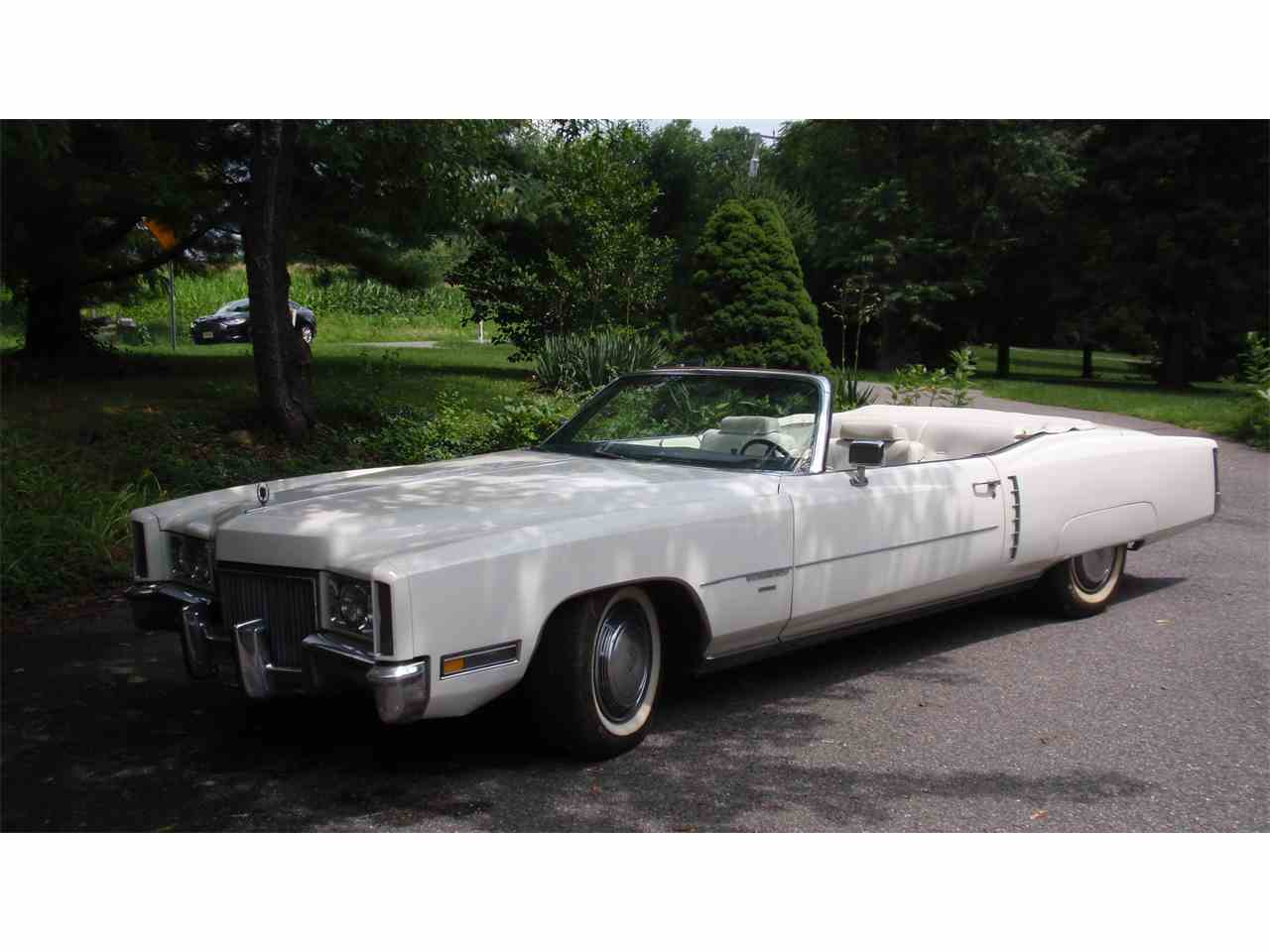 1971 Cadillac Eldorado for Sale - CC-1045917