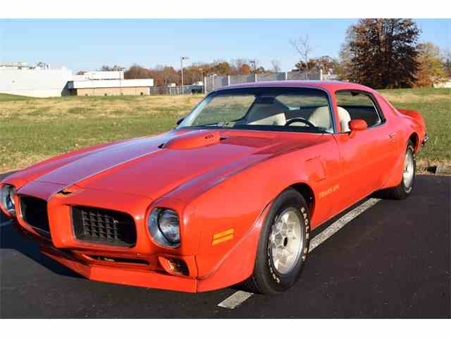 Picture of Classic 1973 Pontiac Firebird Trans Am Offered by Classic Car Center - MF1C