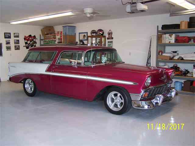 1956 Chevrolet Bel Air Nomad | 1045941