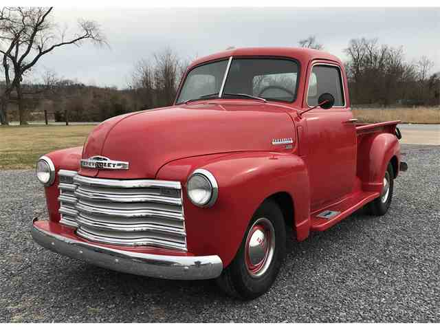 1950 chevrolet 3100 for sale on. Black Bedroom Furniture Sets. Home Design Ideas