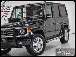 Picture of 2012 Mercedes-Benz G-Class located in Elmhurst Illinois Offered by Lucky Motors Of Villa Park - MF2E
