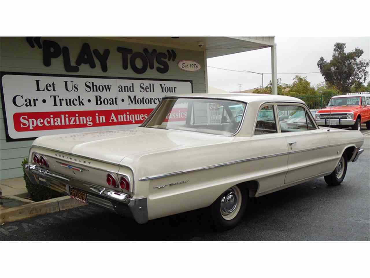 All Chevy chevy bel air 1964 : 1964 Chevrolet Bel Air for Sale | ClassicCars.com | CC-1040596