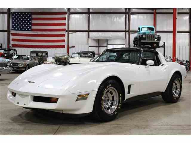 Picture of '81 Corvette - MF2I