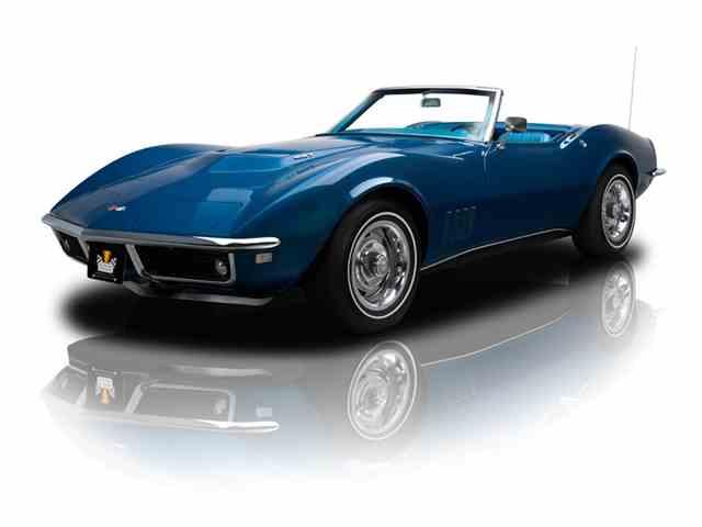Picture of '68 Corvette - MF2Y