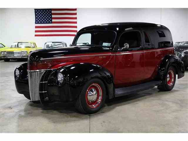Picture of '40 Sedan Delivery - MF30